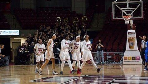 UMass women's basketball looks to break five-game losing streak Wednesday against George Washington