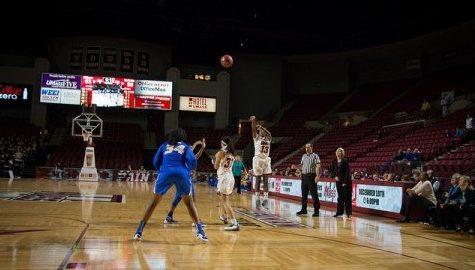 UMass women's basketball prepares for Rhode Island Wednesday at Mullins Center