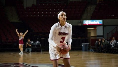 UMass women's basketball drops sixth straight in loss to George Washington