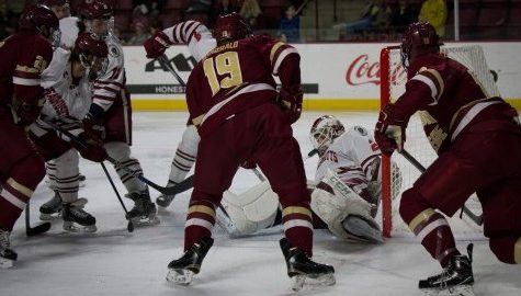 Gienieczko: Boston College dominates UMass hockey for York's 1,000th win