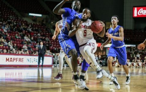 UMass men's basketball looks to snap losing streak at Saint Joseph's