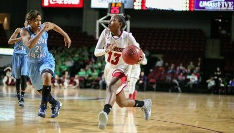 UMass women's basketball's comeback falls short against URI