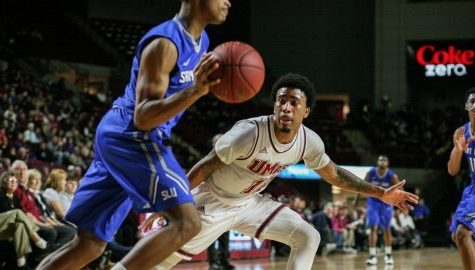 UMass men's basketball's losing streak reaches five in matinee loss to Saint Louis