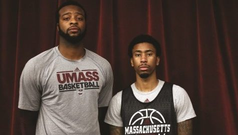 Trey Davis, Antwan Space rekindle friendship at UMass for senior season