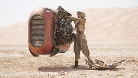 'The Force Awakens' restores the joyful spirit to a beloved saga
