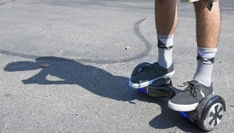UMass bans hoverboards from Amherst campus