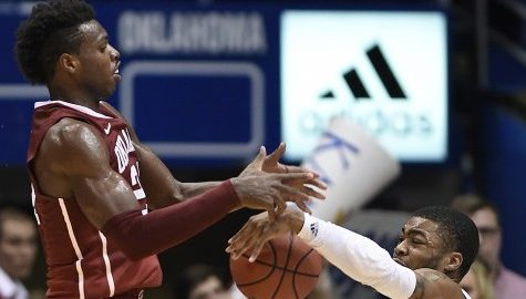 Top 25 Men's Basketball notebook: No. 1 Oklahoma, Hield escape LSU with 77-75 win