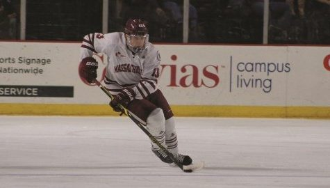 Former UMass hockey players getting chance to shine in National Hockey League