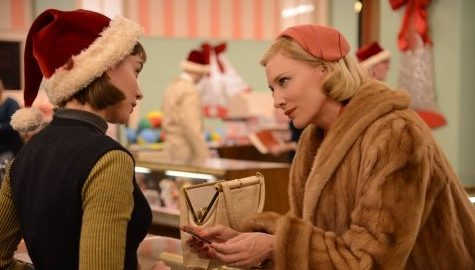 'Carol' a gorgeous, perfect love story
