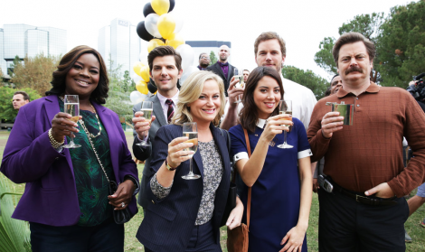 A look back at 'Parks and Recreation'
