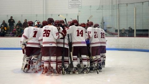 UMass club hockey's postseason aspirations cut short against Boston University