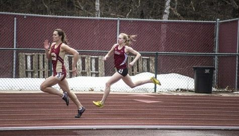 Heather MacLean shines in junior season for UMass track and field