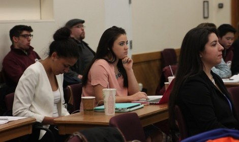 SGA opinions divided over President Barrett's veto of Senate motions last week
