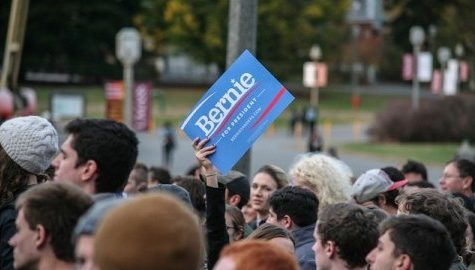 UMass for Bernie launches 'dorm-storming' campaign