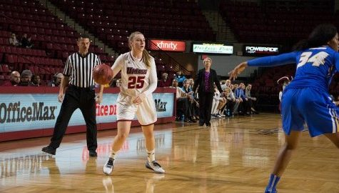 UMass women's basketball rallies for comeback win over URI