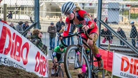 UMass sophomore places sixth in Cyclo-Cross World Championships