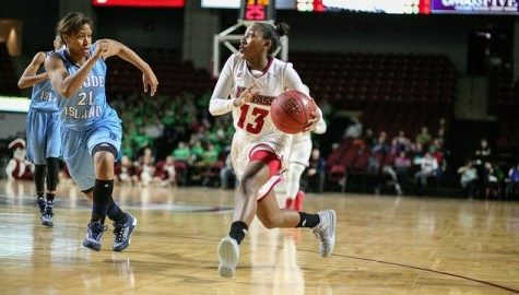 Bria Stallworth continues to makes strides in freshman campaign