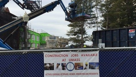 UMass construction sites work to add female, minority workers