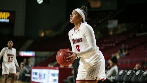 UMass women's basketball blows lead, loses in overtime
