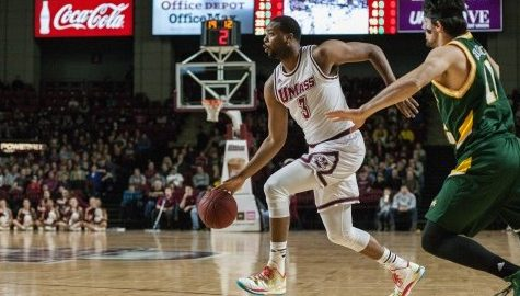 Balanced offense drives UMass men's basketball in win over George Mason