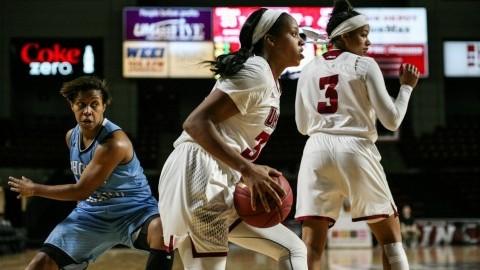 UMass womens basketball set to take on Fordham at Mullins