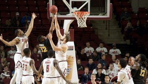 UMass men's basketball looks to split season series with Fordham in Bronx