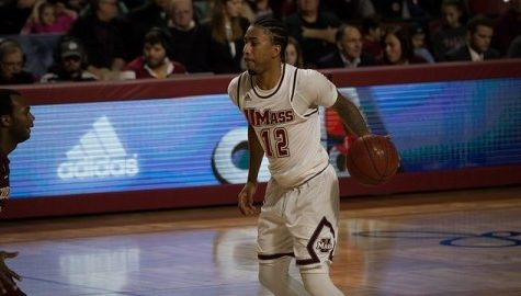 'Havoc' returns to Mullins Center as UMass men's basketball prepares for VCU