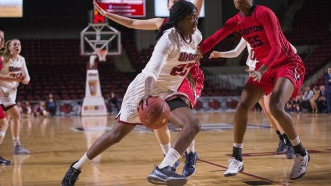 UMass women's basketball closes out regular season with win over La Salle