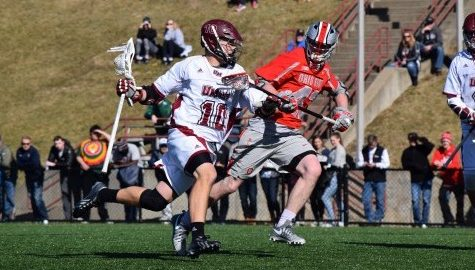 UMass men's lacrosse tops No. 11 Ohio State, not looking too far ahead