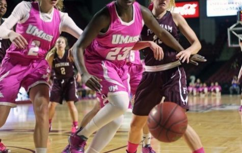Battle of the bottom: UMass women's basketball travels to  La Salle Wednesday