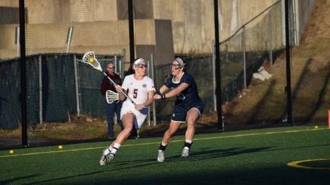 UMass women's lacrosse cruises past New Hampshire in 16-4 win