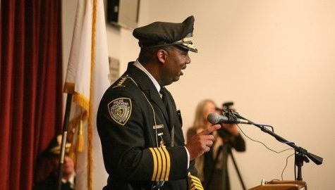 New UMass Police Chief Tyrone Parham excited to join campus community