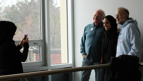 Ben & Jerry's founders speak at Smith College