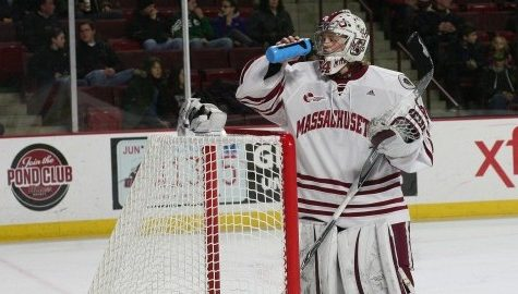 UMass hockey ends season with 6-0 defeat at No. 5 Providence