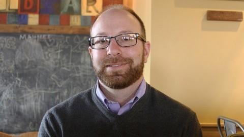 (Economic Developer for the city of Amherst. Brendan Deady/ Daily Collegian)