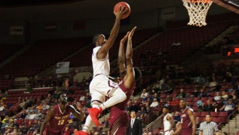 UMass men's basketball can't find shooting stroke from deep in Wednesday loss to Saint Joseph's