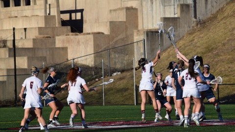 UMass women's lacrosse' defense, ball control key in win over New Hampshire