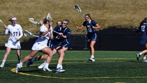 UMass women's lacrosse tops Yale at Garber Field