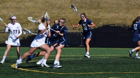 UMass women's lacrosse tops Yale at Garber Field