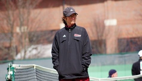 The final chapter: Judy Dixon celebrates coaching career with UMass tennis