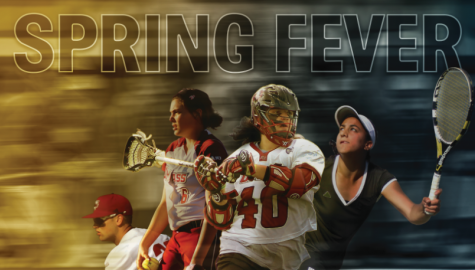 Spring Sports Special Issue 2016