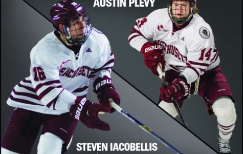 Steven Iacobellis and Austin Plevy rekindle their relationship on the ice