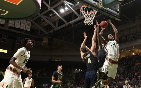 Top 25 Notebook: No.12 Miami take down No. 3 Virginia in close ACC contest