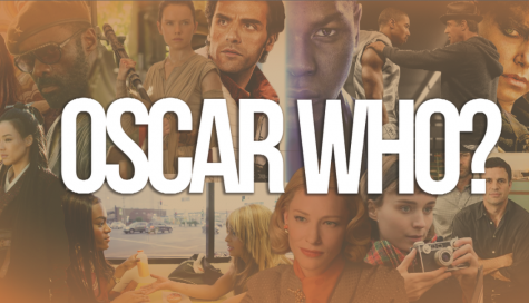 'Oscar Who?': A Film Special Issue