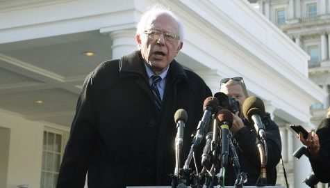 Bernie Sanders already making history as Jewish candidate