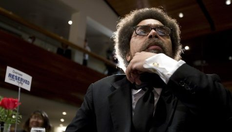 Cornel West speaks about importance of community at Smith College