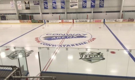 (Official Conway Arena Facebook page)