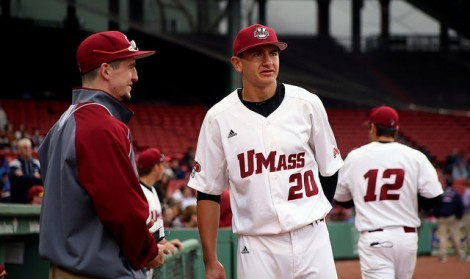 UMass baseball takes pair against Maine in weekend series in Florida