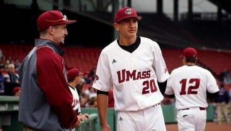UMass baseball's offense explodes early, but falters late as Minutemen get swept by Charleston Southern