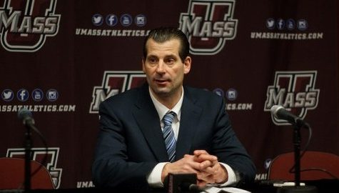 Best in hair: UMass men's basketball coach Derek Kellogg scores largest hair endorsement deal in history